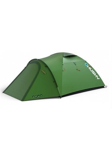 Husky Husky Baron 4 Mevsim 3 Kişilik Kamp Çadırı Renkli